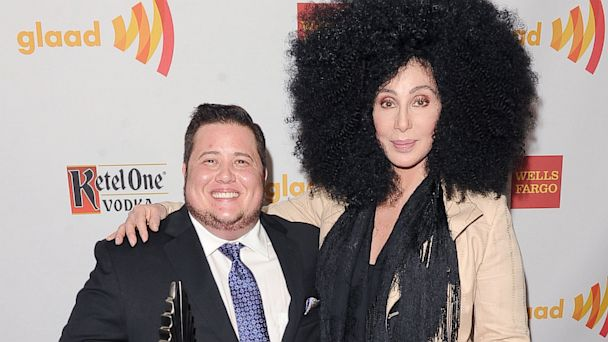 gty cher chaz bono thg 130925 16x9 608 Cher on Chaz Becoming a Man: I Had a Hard Time