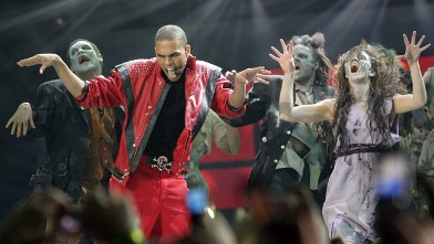 PHOTO:Chris Brown