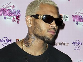 Photos: What Is Chris Brown's New Tattoo?