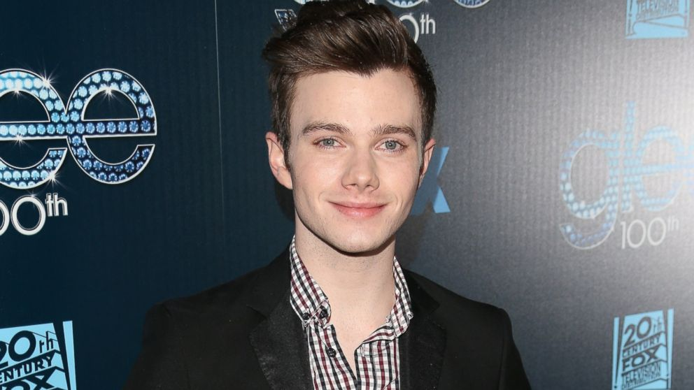 "PHOTO: Chris Colfer attends the ""Glee"" 100th Episode Celebration held at Chateau Marmont on March 18, 2014 in Los Angeles, Calif."