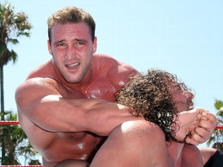 Wrestler Chris Masters Went Into 'Hero Mode' to Save Mom