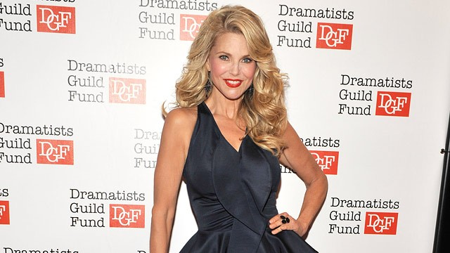 PHOTO: Christie Brinkley attends Dramatists Guild Fund's 50th Anniversary Gala Honoring John Kander at Mandarin Oriental Hotel on June 3, 2012 in New York City.