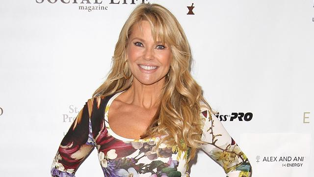Christie Brinkley Fabulous At Fifty