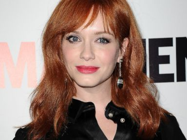 Why Christina Hendricks' Agency Fired Her After She Signed on for 'Mad Men'