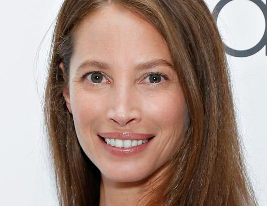 Christy Turlington Is a Natural Beauty