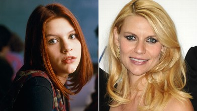 PHOTO: Claire Danes played Angela Chase, a 15-year-old who wanted to break out of the mold as a strait-laced teenager and straight-A student.