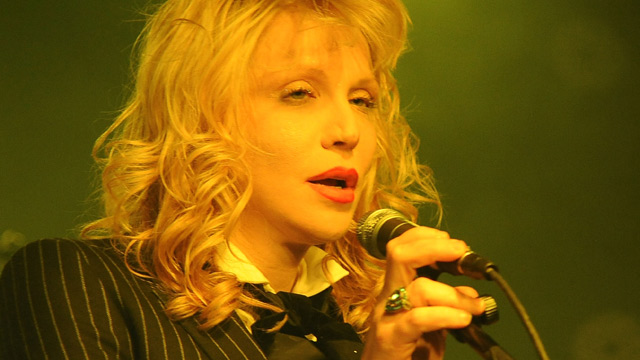 PHOTO: Courtney Love performs live in concert during the 2013 Sundance Film Festival at Star Bar on January 21, 2013 in Park City, Utah.