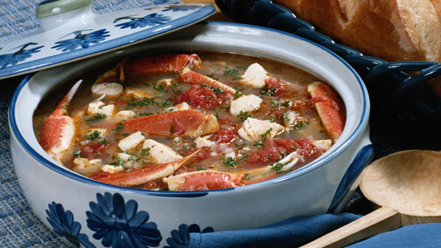 PHOTO: Martha Washington's crab soup recipe has long been a White House favorite.