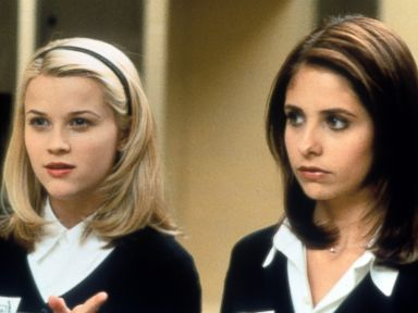 PHOTO: Reese Witherspoon and Sarah Michelle Gellar in a scene from the 1999 film, Cruel Intentions.