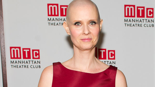 cynthia nixon cancer