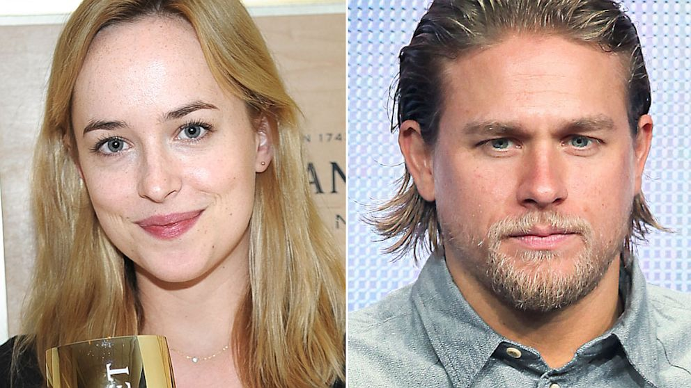 'Fifty Shades' Movie Casts Charlie Hunnam as Christian Grey, Dakota Johnson ...
