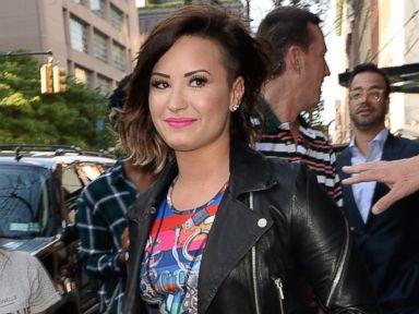 PHOTO: See Demi Lovatos Big New Tattoo