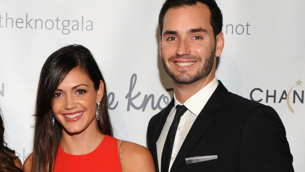 PHOTO: Desiree Hartsock and Chris Siegfried attend the 5th Anniversary