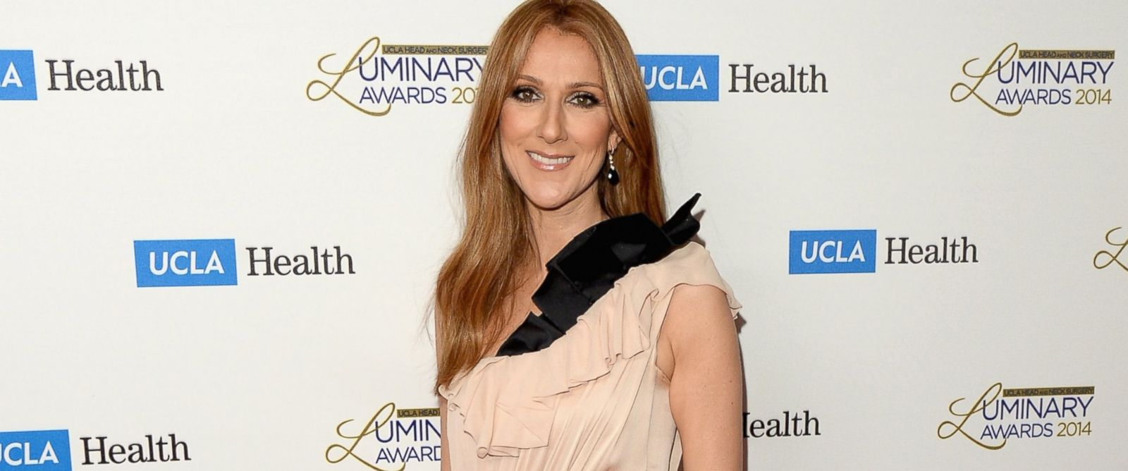 PHOTO: Musician Celine Dion attends the UCLA Head and Neck Surgery Luminary Awards at the Beverly Wilshire Four Seasons Hotel on Jan. 22, 2014 in Beverly Hills, Calif.