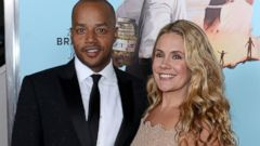 PHOTO: Donald Faison and Cacee Cobb Introduce Their Newborn Daughter, Wilder Frances
