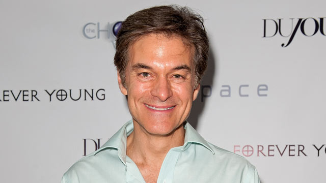 PHOTO: Dr. Mehmet Oz attends an event at Espace, July 18, 2012, in New York City.