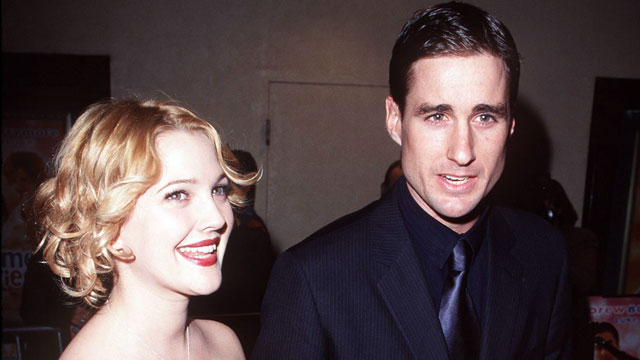 "PHOTO: Drew Barrymore and Luke Wilson, during the ""Home Fries"" premiere in Westwood, Calif., in 1998, now are working together."