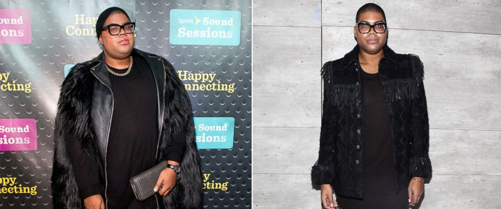 PHOTO: From left, EJ Johnson in 2014 and 2015.