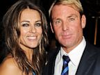 PHOTO: Elizabeth Hurley and Shane Warne