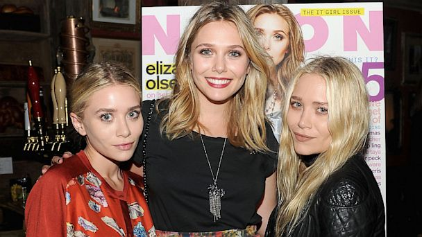 PHOTO: Ashley, Elizabeth and Mary-Kate Olsen