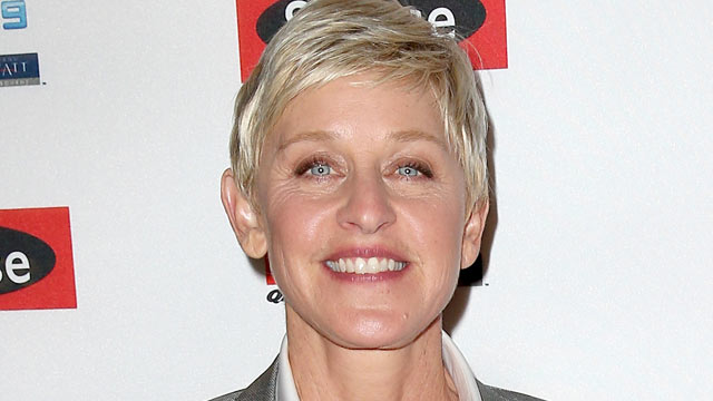 PHOTO: Ellen DeGeneres arrives at a Ellen DeGeneres Welcome Party on March 26, 2013 in Melbourne, Australia.