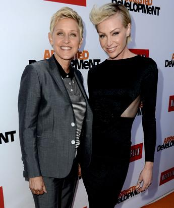 Portia gets the 'Miley'