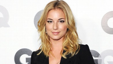 PHOTO: Emily VanCamp arrives at the 16th Annual GQ &quot;Men Of The Year&quot; Celebration at Chateau Marmont in this Nov. 17, 2011 file photo in Los Angeles, Cali.