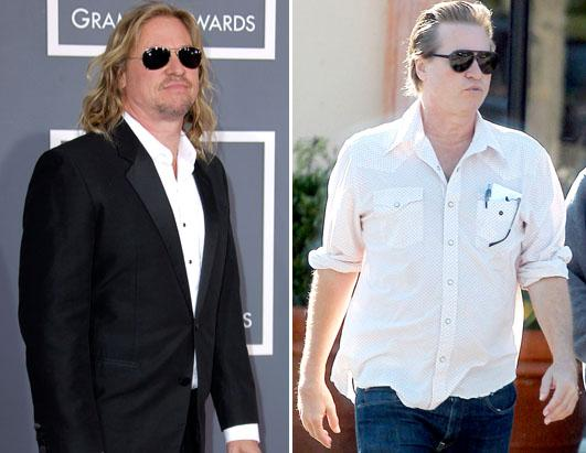 Val Kilmer 2013 Weight Loss