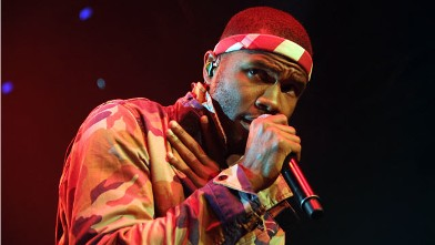 PHOTO: Singer Frank Ocean performs at All Tomorrow's Parties Festival at Pier 36, Sept. 21, 2012, in New York.