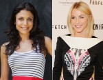 PHOTO: Bethenny Frankel on February 20, 2013 in Sydney, Australia; Julianne Hough on April 9, 2013 in Beverly Hills, Calif.