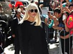 PHOTO: Singer Lady Gaga is seen outside Good Morning America on September 9, 2013 in New York City.