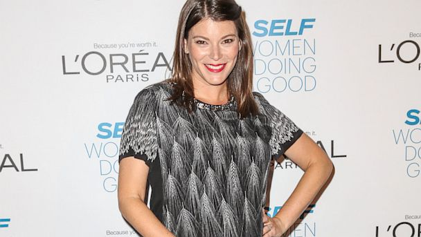 gty gail simmons pregnant jtm 130918 16x9 608 Top Chef Judge Gail Simmons Shares Delicious Pregnancy Craving
