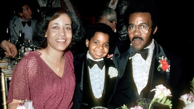 PHOTO: Gary Coleman is shown with his parents in this March 5, 1981 file photo.