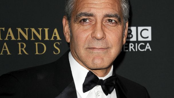 PHOTO: Actor George Clooney attends the BAFTA Los Angeles Britannia Awards at The Beverly Hilton Hotel on Nov. 9, 2013 in Beverly Hills, Calif.