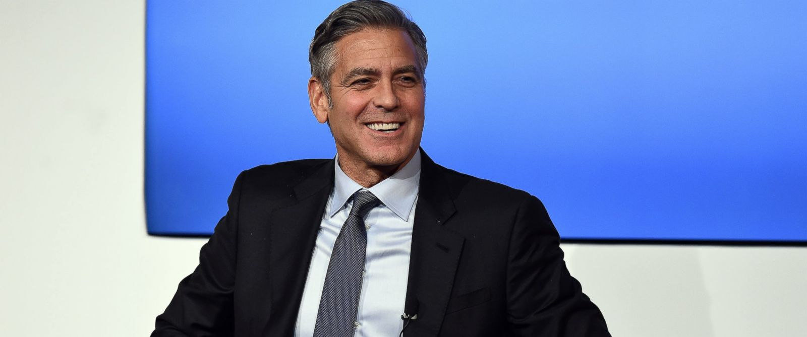 "PHOTO:George Clooney plays a shallow movie star in ""Hail Caesar."""