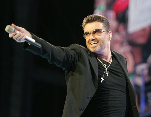 George Michael: Through The Years