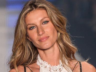 Gisele Bundchen Was Told She'd Never Be a Model - Entertainment, ABC ...  Gisele Bundchen