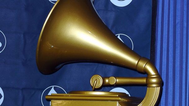 PHOTO: The Grammy Award statue is seen in this file photo.