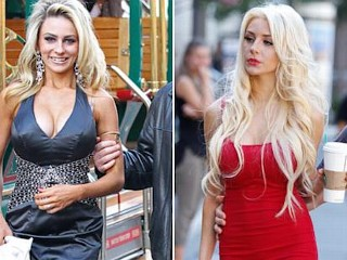 Photos: Courtney Stodden's Shocking Makeover