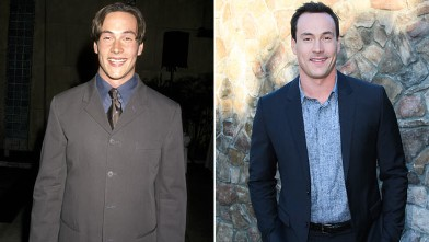 PHOTO: Chris Klein during &quot;Election&quot; Los Angeles Premiere at Egyptian Theater in Hollywood, Calif. and, right, at the 2012 Saturn Awards at The Castaway Event Center on July 26, 2012 in Burbank, Calif.