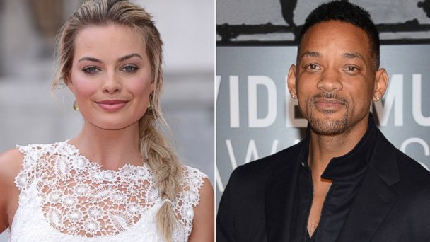 gty gty will smith margot robbie kb 131107 16x9 608 Margot Robbie Speaks Out About Will Smith Cheating Rumors