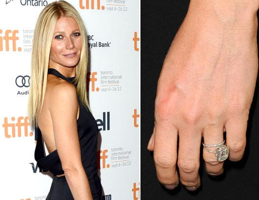 Bling! Celebs Rock the Rings