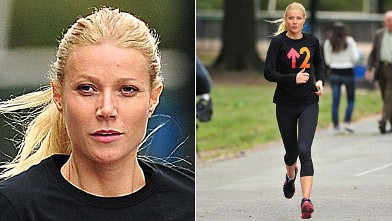 "PHOTO: Gwyneth Paltrow films on location of ""Thanks for Sharing,"" Oct. 11, 2011 in New York City."