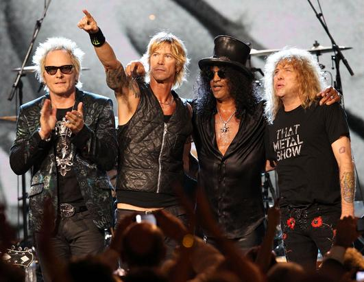27th Annual Rock And Roll Hall Of Fame Induction