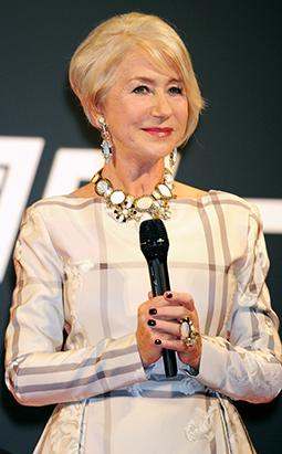 Helen Mirren Stuns at 69!