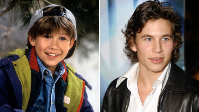Male Child Actors Then And Now Photo: jonathan taylor thomas