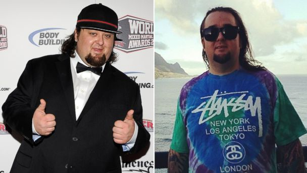 gty ht chumlee weight loss kb 140109 16x9 608 Pawn Stars Funnyman Chumlee Sheds 75 Pounds