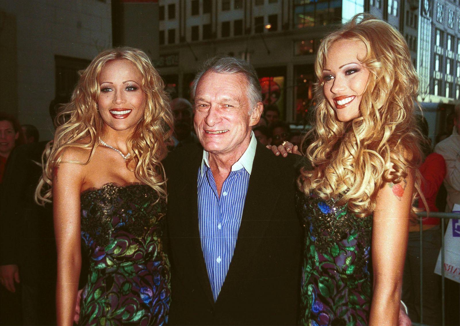 Hugh Hefner Through The Years Photos