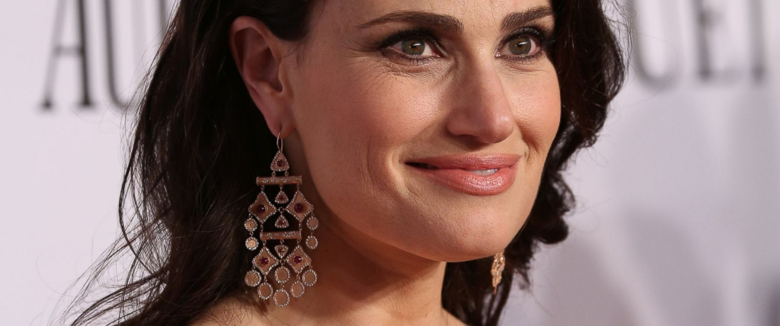 PHOTO: Idina Menzel attends the 68th Annual Tony Awards at Radio City Music Hall on June 8, 2014 in New York City.