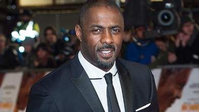 Idris Elba Pays Homage to Mandela at Biopic Premiere